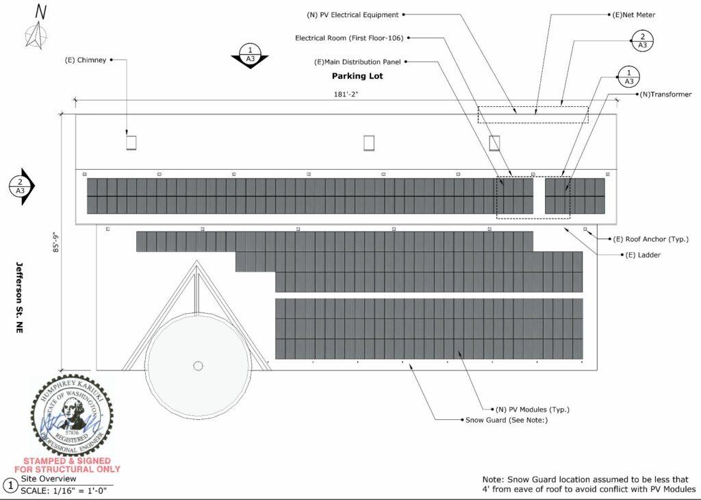 Hummingbird Final Architectural Layout